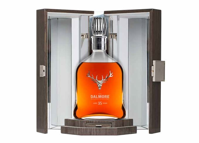 Dalmore Unveils New 35yearold Whisky  Scotch Whisky