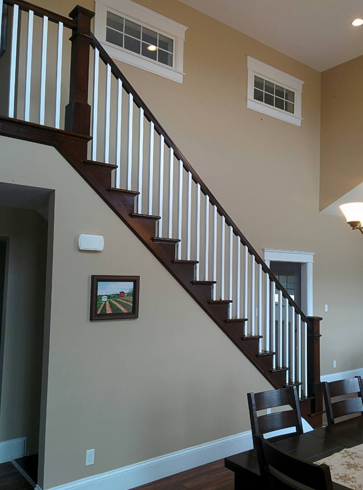 Update your staircase  Scotia Stairs Ltd
