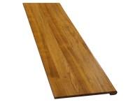Solid Hardwood Full False Stair Treads A Unique Full Stair   Oak Stair Tread Caps   Pergo Outlast   Scraped Oak   Riser Kit   Wood   Sp125 4F048C