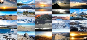 Scotland-Landscapes.com - Home Page Featured Image - A selection of Scottish landscapes
