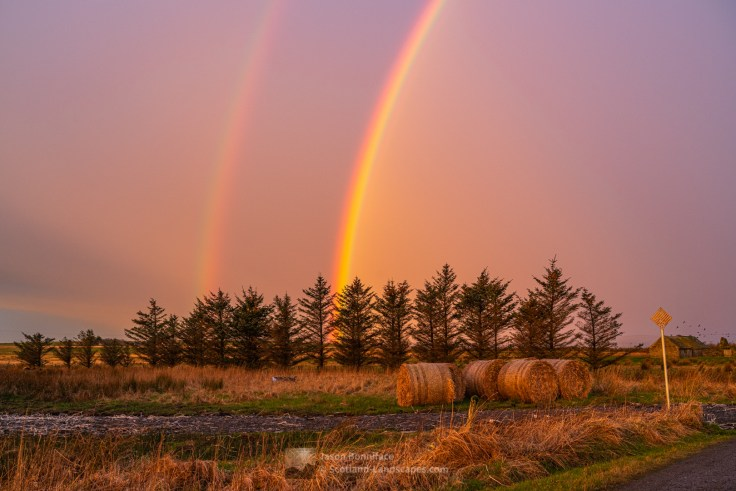 Rainbows, Caithness
