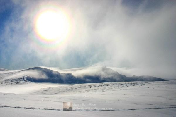 Northern Corries Inversion, Cairngorm