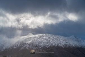 Sunlight Beinn Chaorach, Lochaber