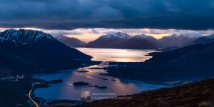 Evening - Ballachulish and Loch Linnhe