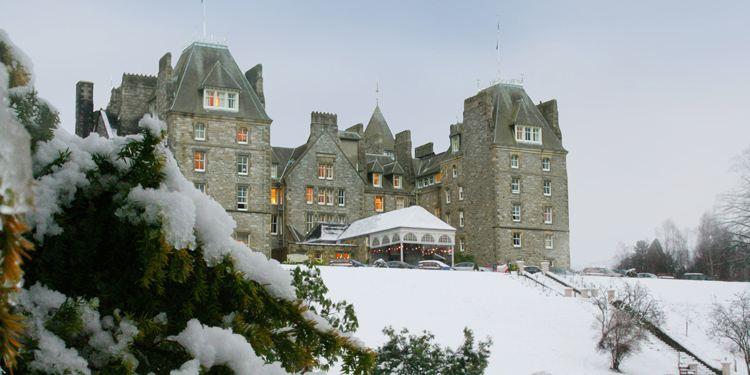Dormire in castello Scozia