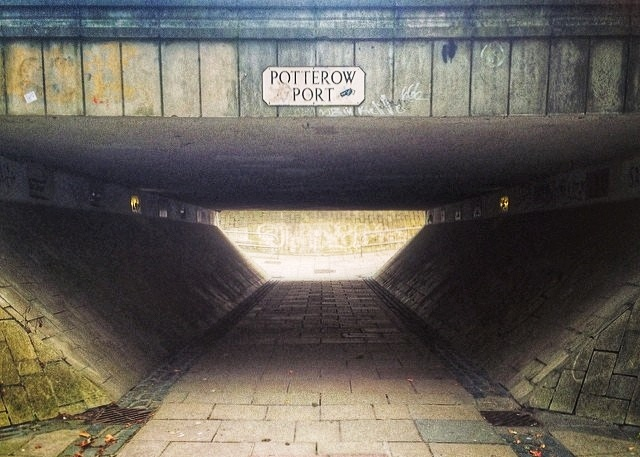 Potterow Street