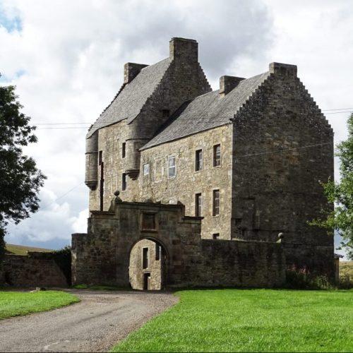 Midhope Castle Lallybroch Outlander