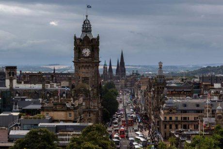Edimburgo Scozia