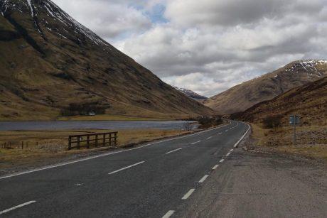 Glencoe Valley Scozia