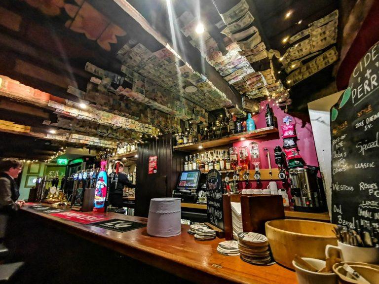 Edimburgo Jolly Judge pub