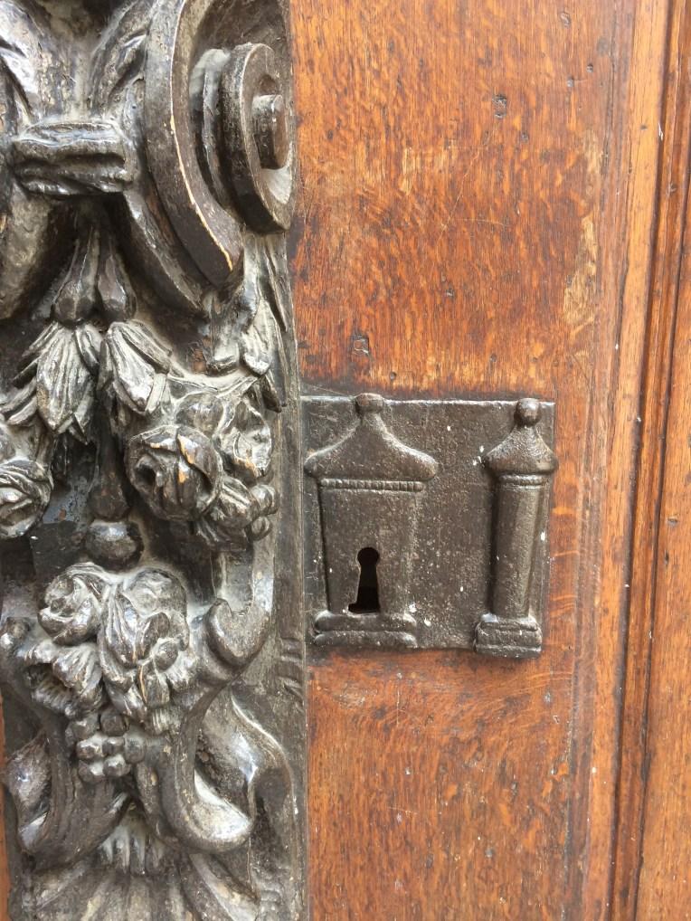 Love the details of this door