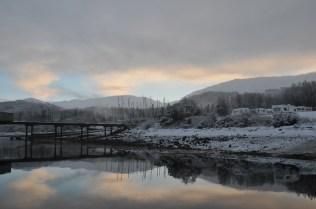 Loch Creran winter