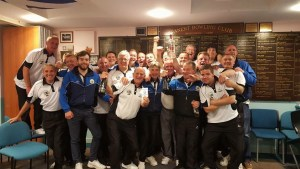 ELBA Division 1 Winners - Tranent BC