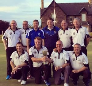 ELBA Jubilee Cup Winners - Tranent BC