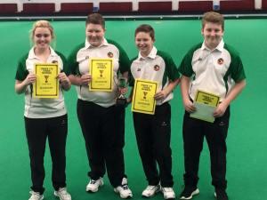 East of Scotland Fours Winners