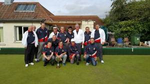ELBA East Lothian News Trophy Winners - Haddington BC