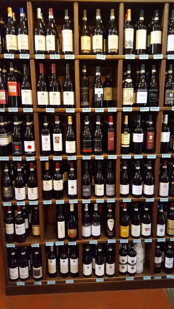 Wine Tasting with Kids in Piedmont, Italy