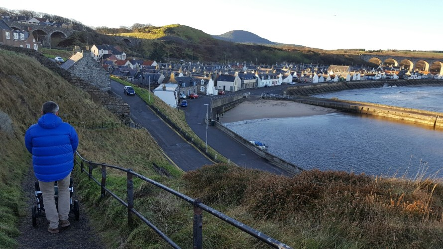 Cullen Harbour Hostel Morayshire with Kids