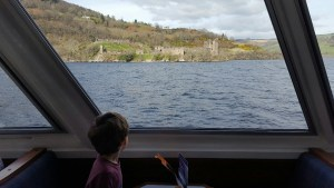 Things to do on Loch ness with kids