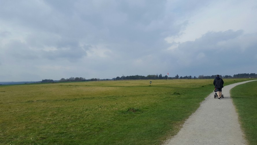 Culloden Battlefield Inverness, with Kids