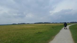 Walking the battlefield