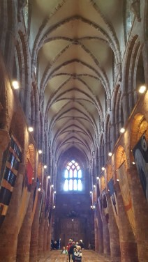 Inside St Magnus Cathedral, Kirkwall
