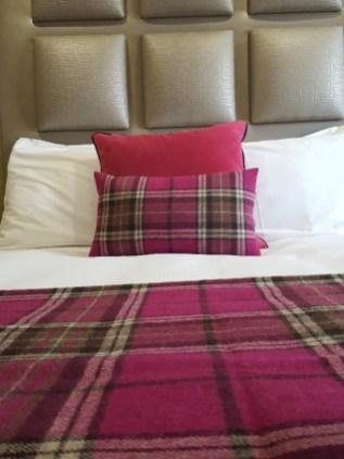 Pretty in Pink at Gleddoch