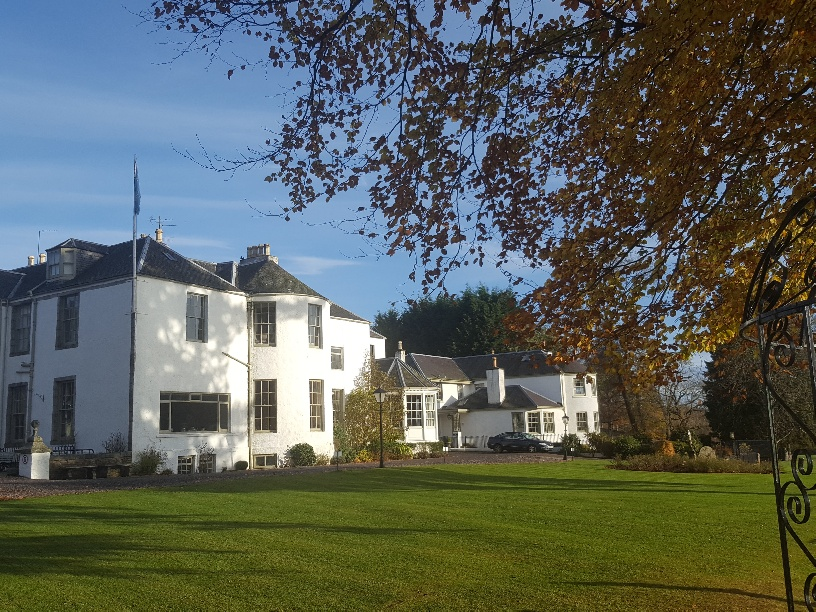 Banchory Lodge Hotel in Royal Deeside Aberdeenshire