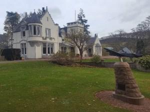 Review of Douneside House Tarland Aberdeenshire