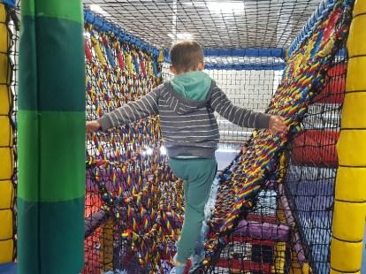 Balancing act at Wiggles