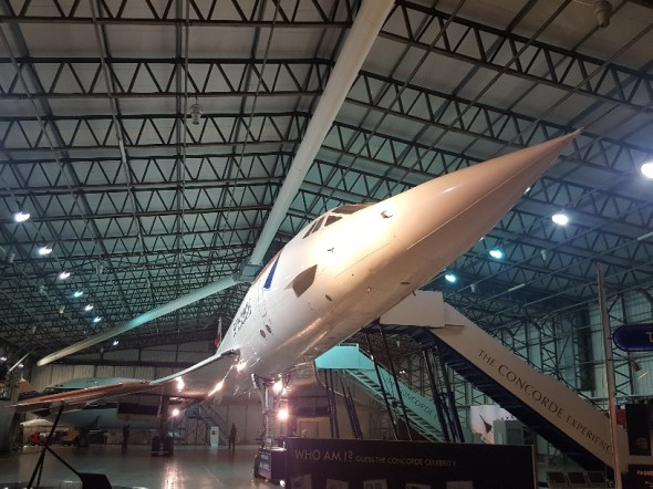The beautiful Concorde
