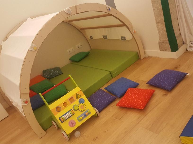 Chiado play area