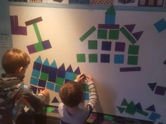 Designing their own school