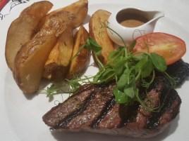 Daddy's steak