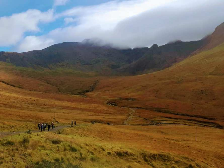 Fairy Glen and Fairy Pools Walk with Kids, Skye