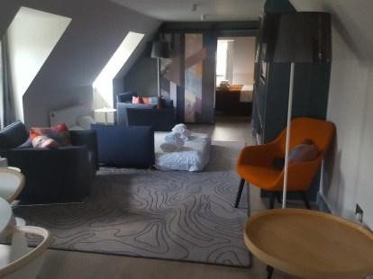 The Pinnacle Suite, Sligachan