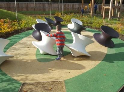 Brodie Castle Playful Garden