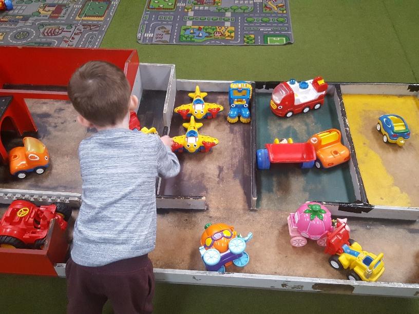 Woodside Farm Play Area