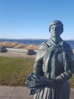 Fishwife Memorial