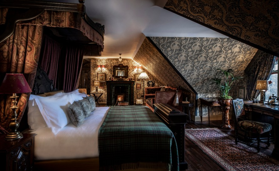 Review of The Fife Arms Hotel in Braemar