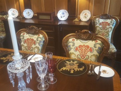 Private Dining in the Royal Dining Room