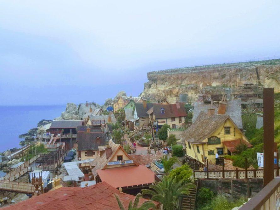 Popeye's Village Malta