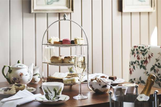 Afternoon Tea - image courtesy of James McNaught