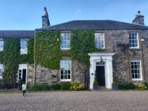 Luxury Hotel Perthshire - The Old Manse of Blair Review
