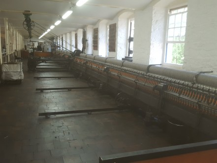 The working mill