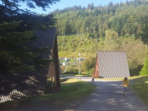 Drimsynie Lodge with Hot Tub Holiday Review