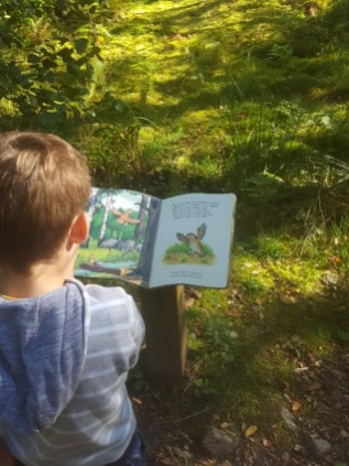 The Gruffalo, in Scots