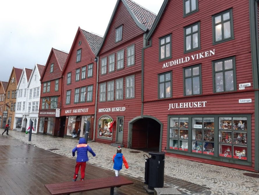 Things to Do in Bergen with Kids come Rain or Shine