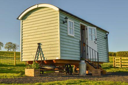 Craigduckie Shepherds Huts