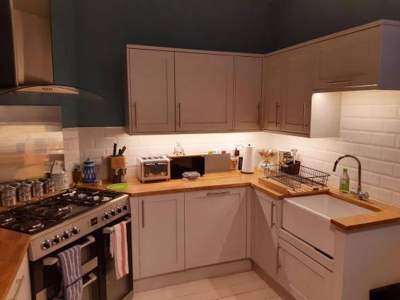 Glen Dye kitchen